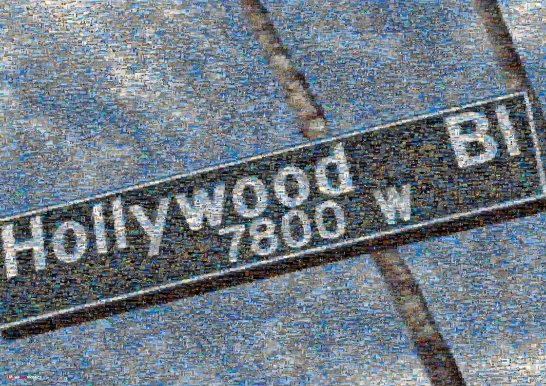 It has many different attractions such as the Hollywood Walk of Fame, Universal Studios and the famous Hollywood Sign.