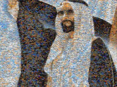 He served as President of the United Arab Emirates since the formation of the Federation on 2 December 1971.