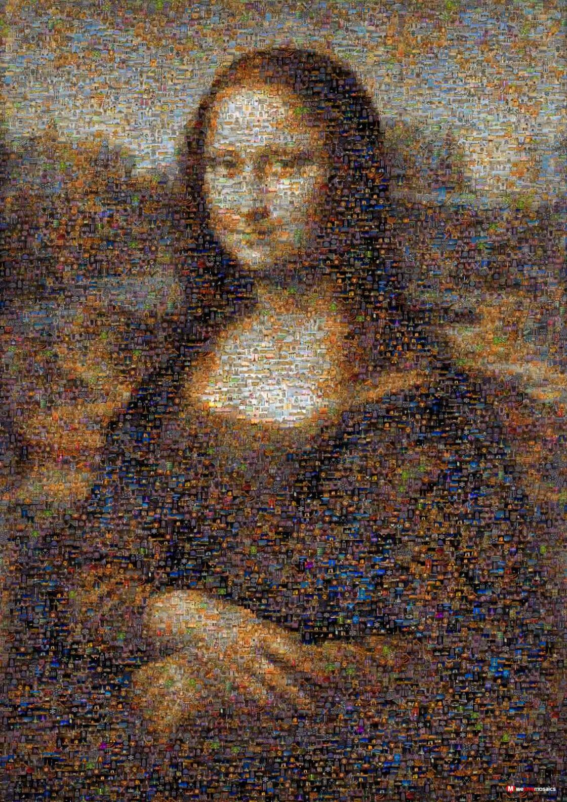 Is also called Portrait of Lisa Gherardini.